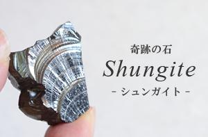 シュンガイト 原石